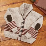 Professor Sweater - Free Knitting Pattern