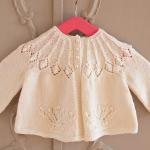 Free Pattern – Patons' Matinee Jacket