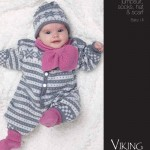 Baby Ull Jumpsuit, Socks, Hat & Scarf