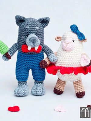 Birds of a Feather Flock Together - Crochet Pattern