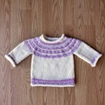 Little Yoke Sweater - Free Knitting Pattern