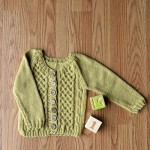 Picket Cardigan - Free Knitting Pattern