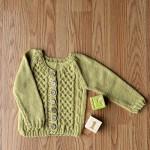 Picket Cardigan - Free Knitting Pattern