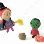 Free Crochet Toy Patterns for Halloween