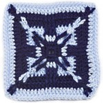 Afghan Block of the Month: December