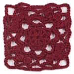 Afghan Block of the Month: January