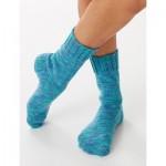 Basic Sock Knitting Pattern