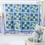 Crochet Blanket: Wish Upon a Star