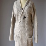 Fireplace Cardigan - Free Knitting Pattern