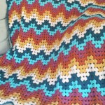 Granny Ripple Blanket - Crochet Pattern