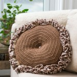 Rumba Pillow Crochet Pattern