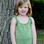 Sprout Tank - Knitting Pattern Free