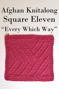 Square 11 - Every Which Way