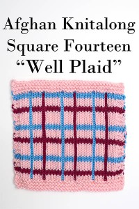 Square 14 - Well Plaid