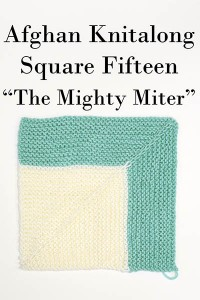 Square 15 - The Mighty Miter