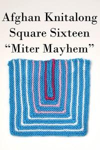Square 16 - Miter Mayhem