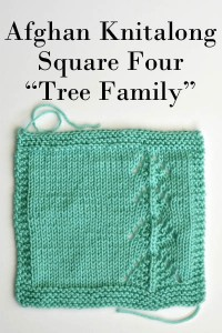 Square 4 - Tree Family