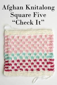 Square 5 - Check It