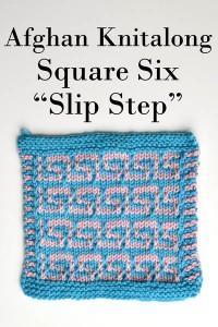 Square 6 - Slip Step