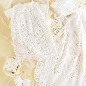 VICTORIA LAYETTE free knitting pattern