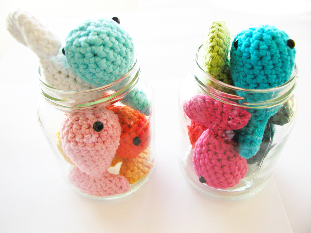 Free Crochet Pattern For Small Fish : Free Fish Patterns submited images.