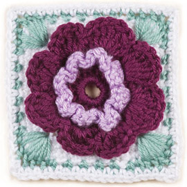 Afghan Block of the Month: February