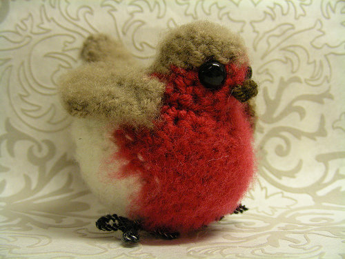 Lovebirds – Free Crochet Amigurumi Pattern | 375x500