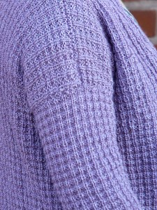 AMETRINE - Free Women's Cardigan Knitting Pattern 1