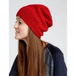 Free Slouchy Beanie Knitting Pattern
