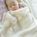 Baby Bliss Free Baby Blanket Pattern