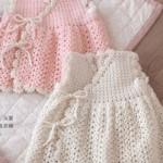Baby Crochet Dress Pattern Free