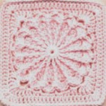 Carousel Square - Free Crochet