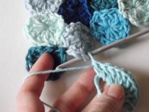 Crochet Sea Pennies 6