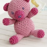Free Crochet Teddy Pattern