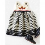 Garden Lattice Crochet Dress Pattern