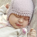 Lullaby - Free Baby Hat Knitting Pattern