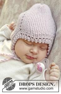 Lullaby - Free Baby Hat Knitting Pattern