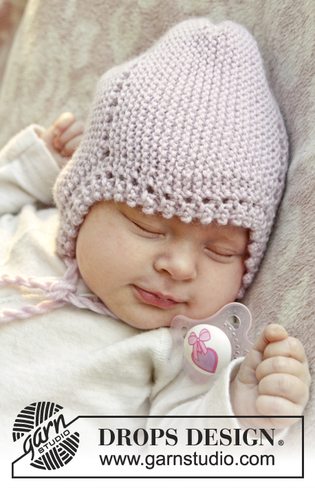 Lullaby Free Baby Hat Knitting Pattern Knitting Bee