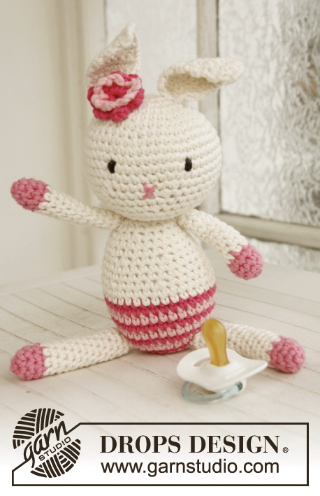 Free Free Crochet Bunny Pattern Patterns Knitting Bee 1 Free