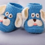 Puppy Booties - Free Crochet Pattern