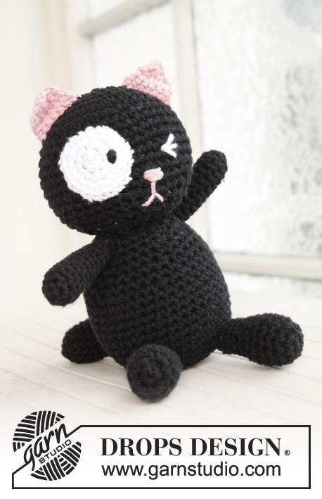Sylvester Free Crochet Cat Pattern 1 Knitting Bee