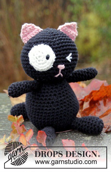 Sylvester Granny Knitting : Free crochet cat pattern patterns knitting bee