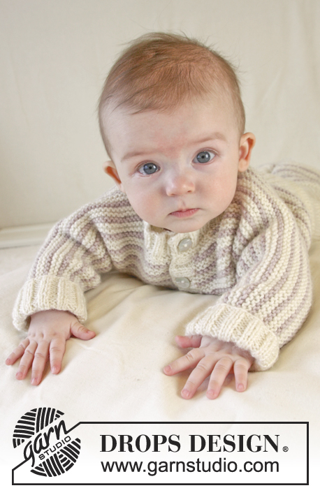 free baby jacket and pants knitting pattern 1