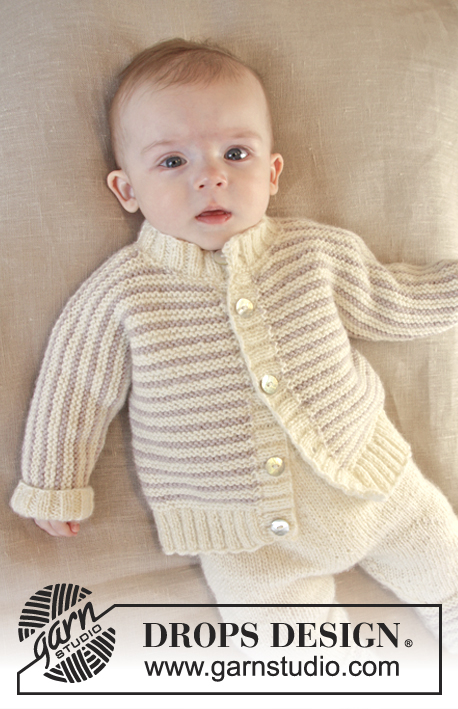 free baby jacket and pants knitting pattern