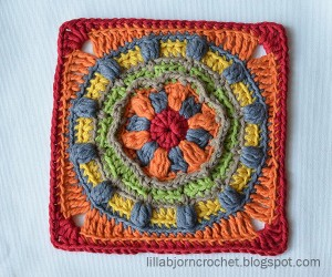 Circles of the Sun - CAL - Block 9