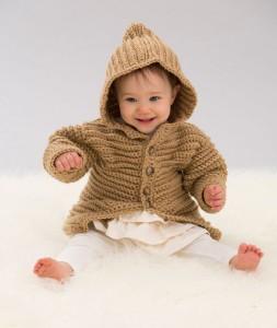 Hooded Playful Cardi
