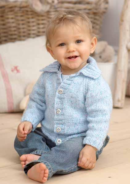Sunggly Sirdar Jacket Free Knitting Pattern