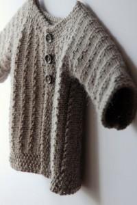 newborn cardigan knitting pattern