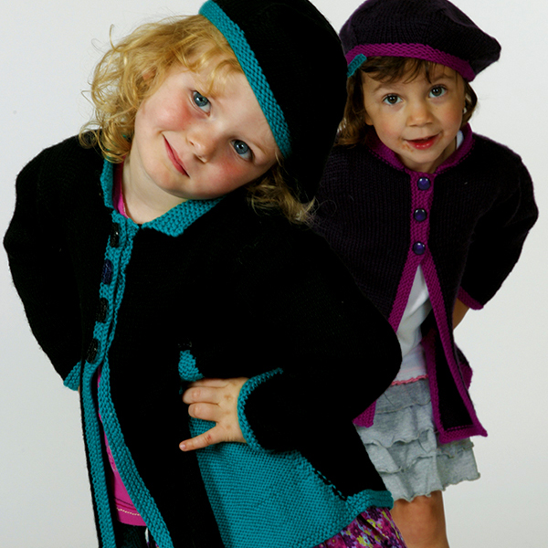 Pretty Polly Girls Hat and Coat