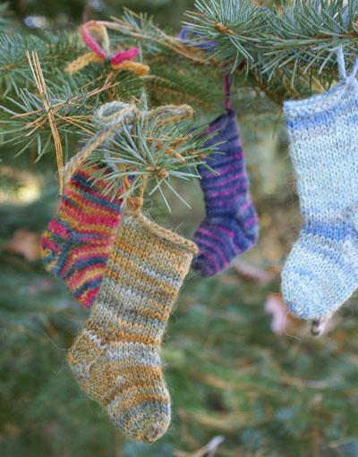 Alpaca Sox Mini-Socks